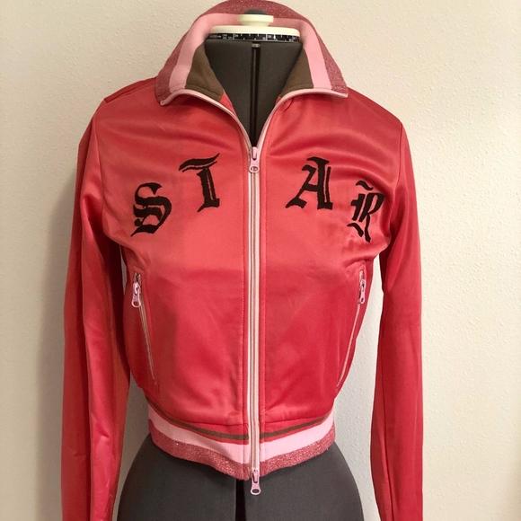 Marciano Jackets & Blazers - Marciano STAR Track Jacket